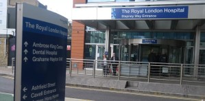 Hospital en Londres