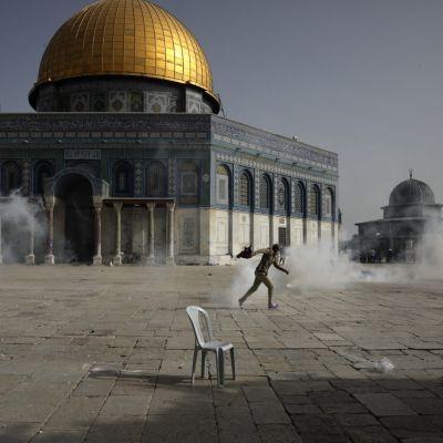 EE. UU. frena Declaración del Consejo de Seguridad sobre Jerusalén