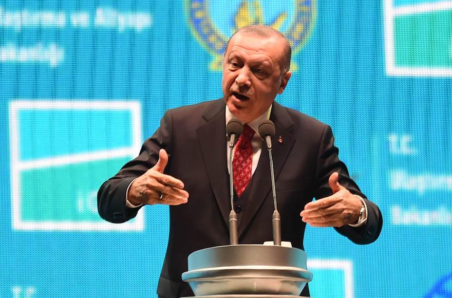 Organización que representa a judíos turcos criticó al Departamento de Estado de EE. UU. por acusar al presidente Tayyip Erdogan de usar retórica antisemita