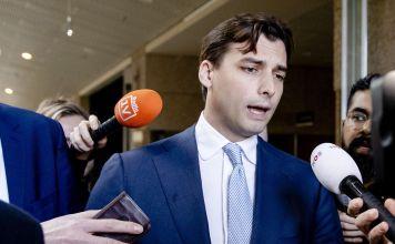 Un partido conservador holandés sugirió en el día del Holocausto que las medidas por el COVID-19 han anulado la liberación de los nazis