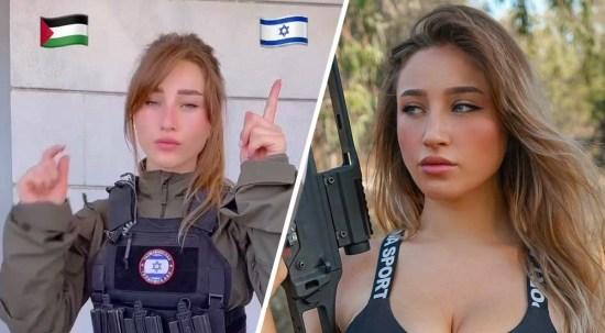 la revista Rolling Stone acusa a Israel de usar cuerpos de mujeres como trampa mediática. El ejemplo es natalia fadeev