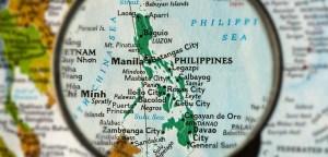 mapa de Filipinas