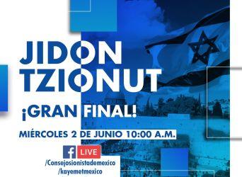 Jidon Tzionut ¡Gran final!
