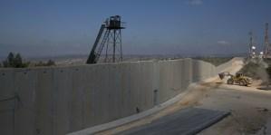 Frontera entre Líbano e Israel