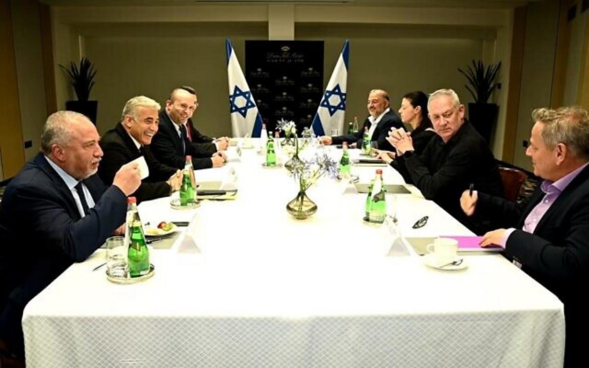 Nuevo gobierno de Israel