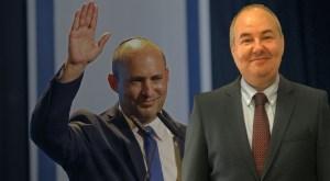 """Que haya un nuevo gobierno en Israel es """"una muy buena noticia"""": Zvi Tal, embajador en México"""