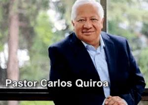 El 24 de junio Honduras trasladará su embajada a Jerusalén nos reveló en entrevista el pastor Roy Santos con el pastor Carlos Quiroa