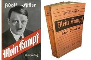 La editorial francesa Fayard publicó el miércoles una nueva traducción de Mein Kampf después de que la publicación se retrasara durante años
