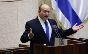 En mayo del 2019 Naftali Bennett se resignó a no tener un lugar en la política israelí, pero antes de retirarse, dio un gran discurso