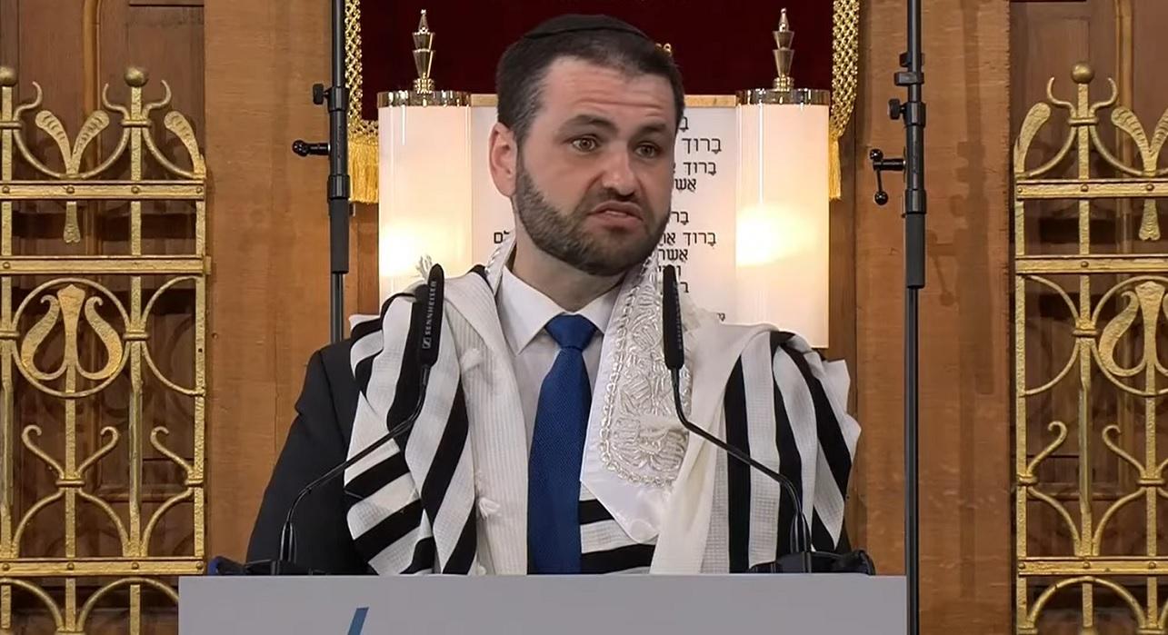 rabino Zsolt Balla