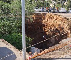 La tierra colapsa en Israel y en la Perashá de Koraj. ¿Coincidencia o profecía?