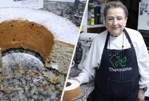 Como cada semana nuestra Bobe Irma nos propone su original versión de pastel de plátano, en una receta fácilyrápida de hacer.