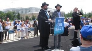 Judíos estadounidenses denuncian el antisemitismo