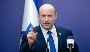 Primer Ministro de Israel, Naftali Bennett-vacunas contra COVID-19