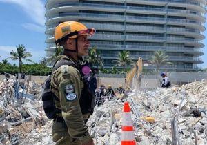 El departamento de bomberos y rescate de Miami-Dade declaró el fin de la búsqueda de restos entre los escombros de una torre de condominios de Florida
