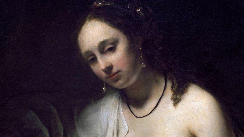 Betsabé y Makeda son probablemente mujeres enigmáticas, figuran sólo en la historia y en la leyenda con David y Salomón respectivamente