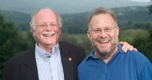 Ben Cohen y Jerry Greenfield