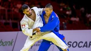 Judoca israelí Tohar Butbul