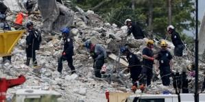 Colapso de edificio en Surfside