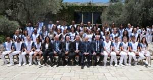 Atletas de Israel en los Juegos Olímpicos