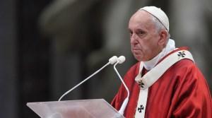 """El Papa Francisco restringió el uso de una liturgia que pide la conversión de los judíos y que hasta 2008 incluía una referencia a la """"ceguera"""" judía"""