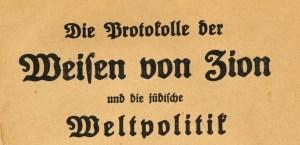Cubierta en alemán de un libro de Alfred Rosenberg
