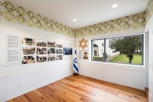 El museo judío de Oporto, creó una sala de exhibición especial dedicada a la Operación Entebbe, con el objetivo de acercar a los jóvenes judíos a Israel