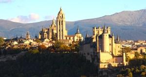 Segovia, en el centro de la península ibérica, tuvo presencia judía ya desde la época romana ya que se menciona durante el Concilio de Elvira