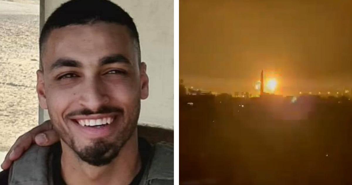 Barel Shmueli y ataque en Gaza
