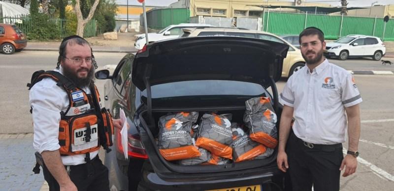 Voluntarios de Refuá Vesimjá envían medicamentos a enfermos