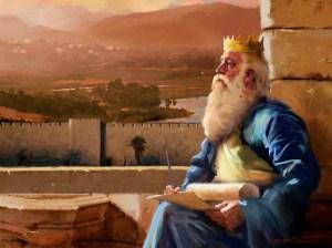El rey judío debe guardar un perfil bajo. Esto es completamente opuesto a lo que tenían imponer su superioridad sobre los súbditos para ganarse su respeto