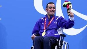 Iyad Shalabi gana medalla de oro para Israel