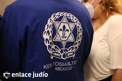 01-09-2021-ENTREGA DE ARCHIVO HISTORICO DE HASHOMER HAT ZAI MEXICO AL CDIJUM 12