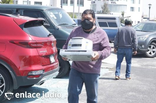28-09-2021-RECOLECCION DE RESIDUOS ELECTRONICOS EN HUIXQUILUCAN KKL MEXICO 11