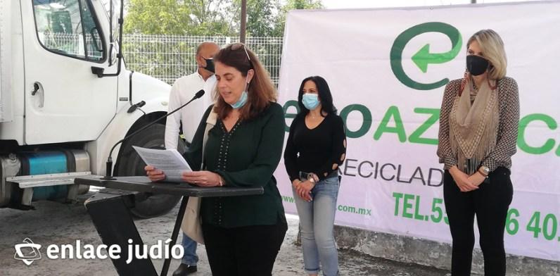 28-09-2021-RECOLECCION DE RESIDUOS ELECTRONICOS EN HUIXQUILUCAN KKL MEXICO 5