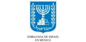 logo embajada de israel en México