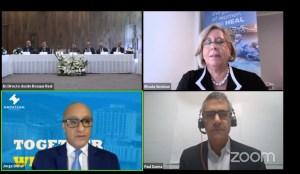 Se realizó la presentación oficial del primer hospital en América Latina de Hadassah a través de un evento virtual entre México, EE. UU e Israel
