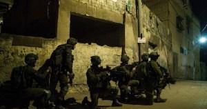 Operativo contra terroristas de Hamás en Judea y Samaria