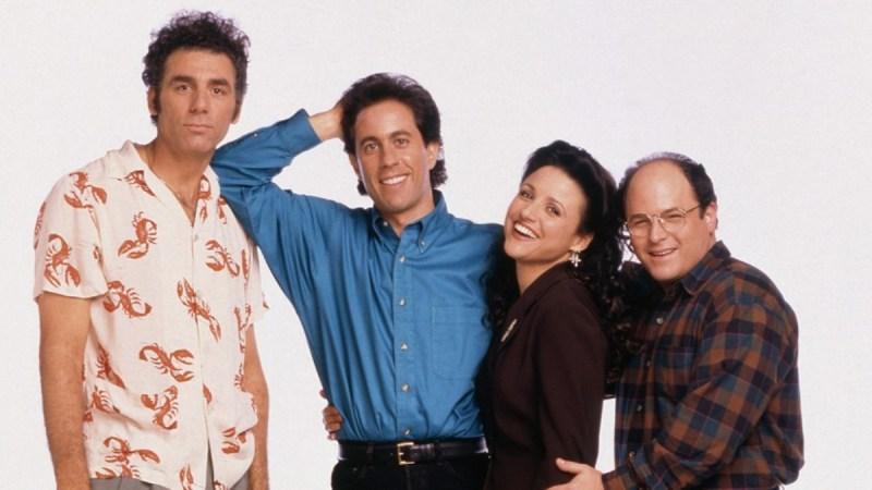 Netflix anunció que los 108 capítulos de Seinfeld llegarán al servicio de transmisión el 1 de octubre y llegará en 4K, anunció la empresa