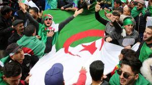 """Para el ejército de Argelia, los políticos y los medios de comunicación, el Estado de Israel se describe como """"la entidad sionista""""."""