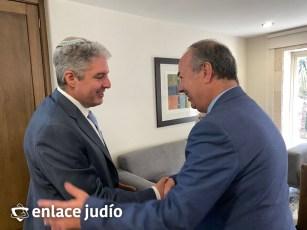 05-10-2021-RABINOS VISITAN LA EMBAJADA DE MARRUECOS PARA ANUNCIAR LA CREACIÓN DE NER HAMAARAVI 7