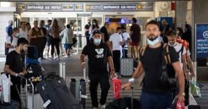 Aeropuerto Ben-Gurión-subvariante Delta