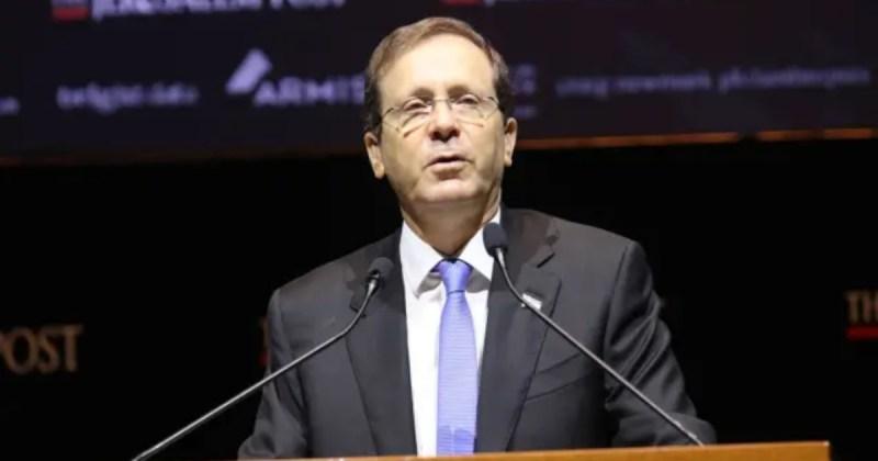 Presidente de Israel, Yitzhak Herzog