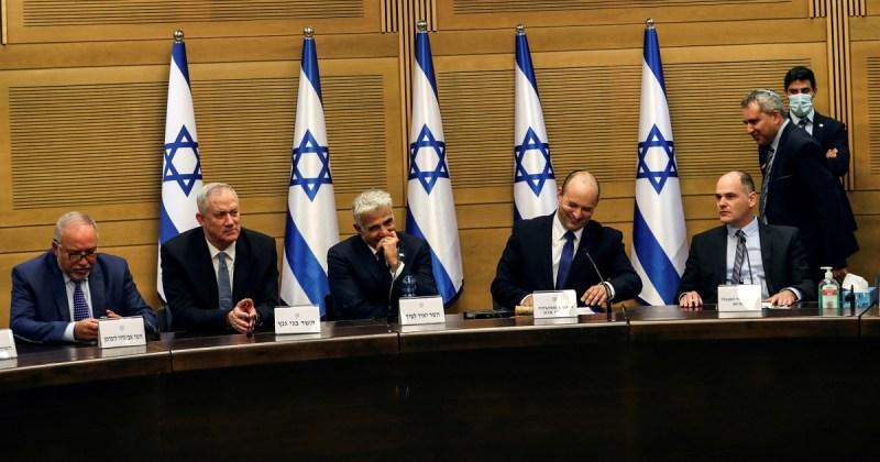 Gobierno israelí de Naftali Bennett