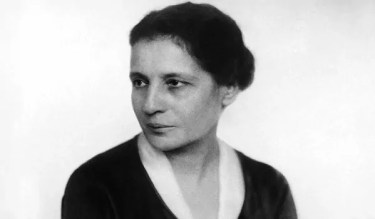 Mujer. Lise Meitner