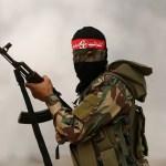Militante del Frente Popular para la Liberación de Palestina
