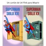 Superman siglo XX y siglo XXI