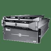 Mantenimiento de servidores en rack