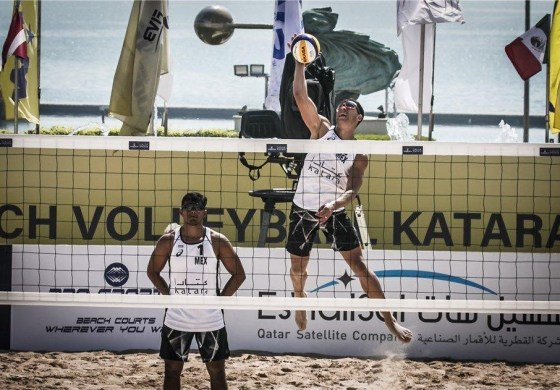 México será sede de 3 paradas del Beach Volleyball World Tour de la FIVB