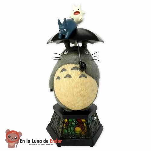 caja de música de Totoro Estudio Ghibli